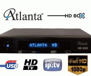 Atlanta HD Box Uydu Alıcısı Yazılım Güncelleme İşlemi