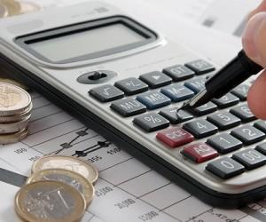 Excel'de Yapılmış Otomatik Fatura Hesaplama Tablosu